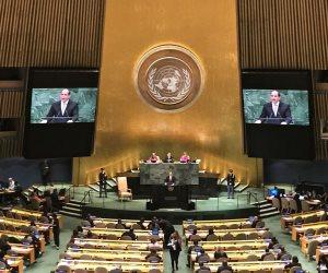 كيف حذر السيسي العالم من خطر الإرهاب؟.. خطابات الرئيس في الأمم المتحدة تجيب