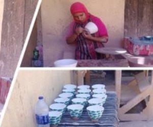 «ستات بميت راجل».. قصص نساء فعلن المستحيل ليلقبن بسيدات أعمال قرى الفيوم
