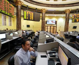 في بداية تعاملات الأسبوع.. البنك التجاري يرتفع بالمؤشر الرئيسي للبورصة