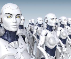 «الرعب على مستقبل البشر».. الروبوتات تهدد وظائف 20 مليون