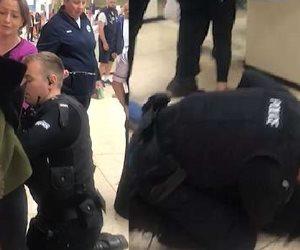 تستخدم العنف 139 مرة فى اليوم.. هل تواجه بريطانيا شرطتها بعد «ضرب زوجين مسلمين»؟