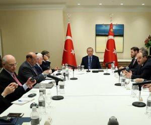 يا فرحة ما تمت.. هكذا يخزل الخليفة العثماني أتباعه ومؤيديه من عناصر الإرهابية