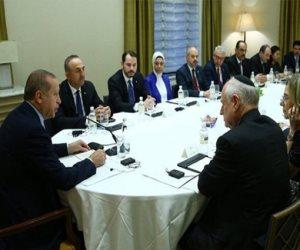 على كل لون ياباتيستا.. أردوغان يدافع عن فلسطين في العلن ويتآمر مع إسرائيل في الخفاء