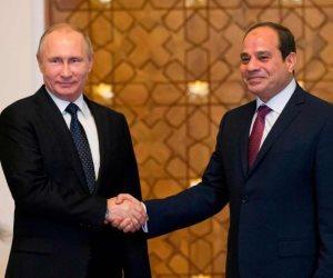 السيسي والسياسة الخارجية.. علاقات استراتيجية وصداقات قوية (فيديو وصور)