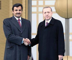 مساعدات تميم المشبوهة من جيب الشعب القطري.. هل تنقذ الحليف العثماني من الانهيار؟