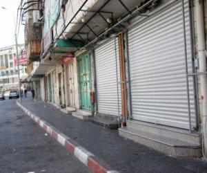 توقف الحياة العامة في فلسطين اليوم.. تعرف على السبب (فيديو)