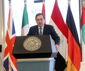 كيف تحدث وزير البترول عن خارطة طريق تطوير قطاع الثروة المعدنية في مصر؟