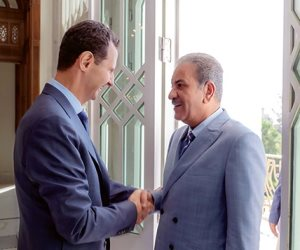 بعد لقائه بالشيخ صباح المحمد.. الأسد: سورية عائدة إلى دورها المحوري العربي