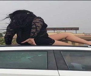 """القبض على فتاة سيارة صلاح سالم يطرح السؤال.. هل على السكران """"حرج قانوني""""؟"""