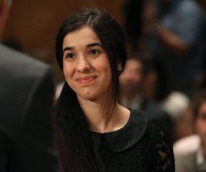 نادية مراد.. امرأة انتصرت على شهوات داعش لتفوز بنوبل للسلام