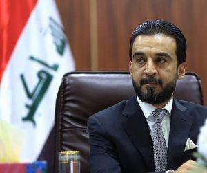 أراد السلام فهدد بالقتل.. الصراع الأمريكي الإيراني يقلق رئيس برلمان العراق