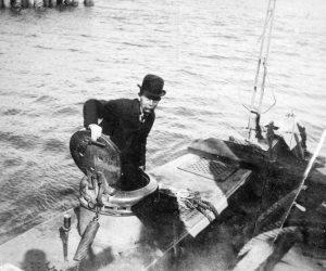 «جون هولاند».. قصة مهندس إيرلندي ابتكر الغواصة الحديثة