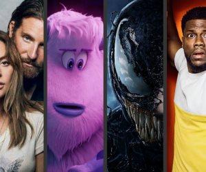إيرادات السينما العالمية.. Venom يهيمن على القمة ويقترب من ربع مليار دولار