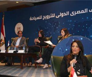 يقود الحملة الترويجية للسياحة.. كيف ترى رانيا المشاط التحالف المصري الدولي؟