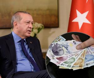 """أردوغان يحول الاقتصاد إلى فوضى.. قرارات الرئيس التركي العشوائية وراء إنهيار """"ليرة أنقرة"""""""