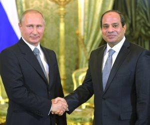 """الرئيس يزورها في 17 أكتوبر المقبل.. سر استضافة بوتين لـ""""السيسي"""" بـ""""سوتشي الساحلية"""""""
