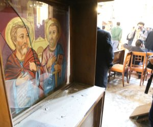 مصدر أمني: استشهاد ضابط أثناء تفكيك عبوة ناسفة بكنيسة العذراء بمدينة نصر