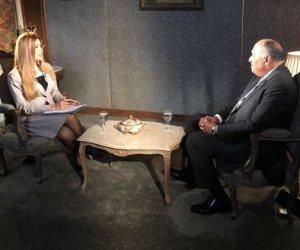 قبل زيارة السيسي.. وزير الخارجية: علاقاتنا بموسكو جيدة جدا وعلى قطر الابتعاد عن سياساتها
