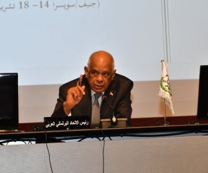 علي عبد العال: نجنى ثمار استراتجية بناء الإنسان ونوجه التحية للرئيس السيسي