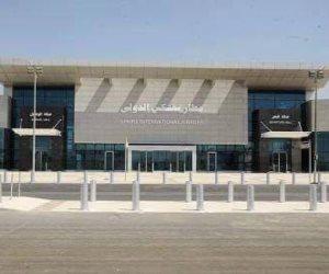 بـ300 مليون جنيه.. الهيئة الهندسية تنجز مطار سفنكس الدولي (صور)