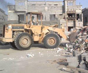 القمامة تهدد العاصمة.. كيف تقضي محافظة القاهرة على تلال من مخلفات البناء؟