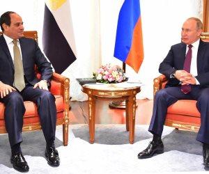 مكاسب زيارة السيسي لروسيا.. نواب: شراكة القاهرة وموسكو ستنعكس بالإيجاب على قضايا المنطقة