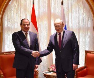 فى تحليل لهيئة الاستعلامات عن زيارة الرئيس لروسيا: فصل جديد في الشراكة الاستراتيجية
