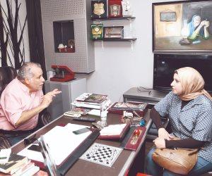 شقيق محمد نوح وابنته يتحدثان في الذكرى السادسة لوفاته.. سحر: السادات قال لأبي إنت وطني