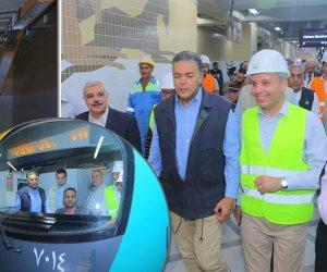 """اتعامل بنفسك.. تركيب ماكينات """"A.V.M"""" لاستخراج تذاكر المترو آليًا لأول مرة في مصر"""