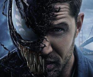 إيرادات السينما العالمية اليوم.. 389 مليون دولار تمنح فيلم Venom صدارة قياسية