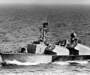 الذكرى 51 لإغراق المدمرة إيلات.. القوات المسلحة تحتفل بـ«ملوك البحر» (فيديو)