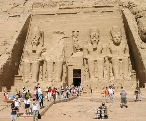 قصة 230 دولارا من أهالي منغوليا ساهمت في إنقاذ معبد رمسيس الثاني من الغرق