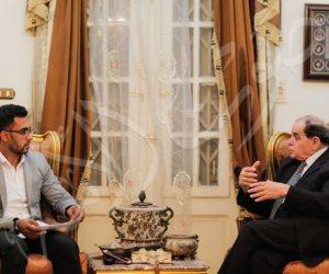عضو لجنة إعداد دستور 2014 في حوار لـ«صوت الأمة»: لا للعدالة الانتقالية.. و «عبد العال» أكبر من التقييم
