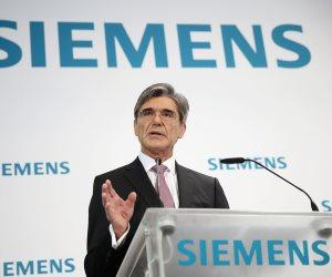 """""""صوت الأمة"""" من ألمانيا.. رئيس سيمنز: لا يوجد مكان بالعالم يطور البنية التحتية بسرعة مصر"""