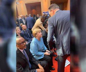 ميركل: ألمانيا حريصة على وضع إطار للشراكة مع أفريقيا