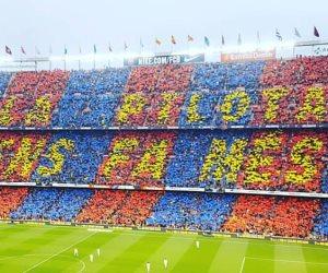 بالأرقام.. كامب نو ملعب مرعب: برشلونة يتوج انتصاراته وسط حضور جماهيري كبير