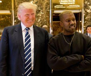 ترامب يورط «كاني ويست» في السياسة.. لماذا سحب المغني الأمريكي الشهير دعمه لدونالد؟