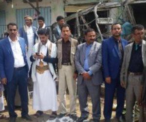 تفاصيل جديدة في حادثة استهداف حافلة أطفال اليمن المزعومة: الحوثي يبيع الوهم للغرب
