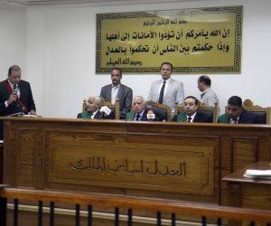 """جنايات الجيزة تؤجل محاكمة 28 متهما بقضية """"إعلام الإخوان"""" لجلسة 1 ديسمبر المقبل"""