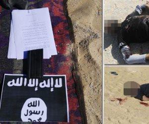 الإرهاب يلفظ أنفاسه الأخيرة.. مصر صخرة تتحطم عليها أمواج الشر