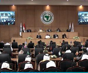 السيسي يوصى بإرسال بيان نموذج محاكاة القمة العربية الأفريقية لجامعة الدول