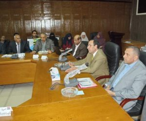 «شوشة»: مليار و 830 مليون جنيها لمشروعات الخطة الاستثمارية الحالية بشمال سيناء (صور)