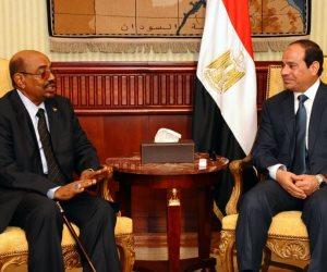 أجمل ما قاله السيسى والبشير عن العلاقات المصرية السودانية (تفاعلي)