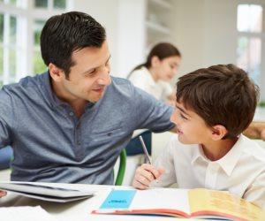التعليم في الصغر.. كيف تعد ابنك ليكون أسدا؟