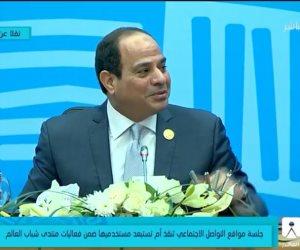 السيسي: لا أحد يستطيع هز استقرار السعودية ودور الإعلام سلبي في قضية خاشقجي