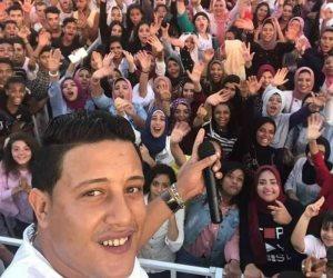 لمزاولته الغناء بدون ترخيص بالإسكندرية.. تأجيل محاكمة حمو بيكا لـ31 ديسمبر