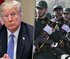 الحرس الثوري الإيراني يهدد ترامب: ستمنى بهزيمة نكراء.. و«الصهاينة» بين الحياة والموت