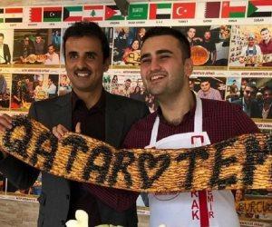 «عاوز اتصور مع الشيف زيهم».. عن زيارة المراهق تميم لمطعم «بوراك» بتركيا (فيديو)