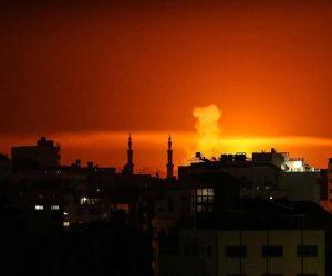 مصر تكثف اتصالاتها لوقف التصعيد المتبادل بين فلسطين واسرائيل