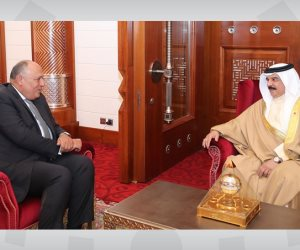 سامح شكري في البحرين.. علاقات تاريخية وإتفاقيات مشتركة لمستقبل آمن